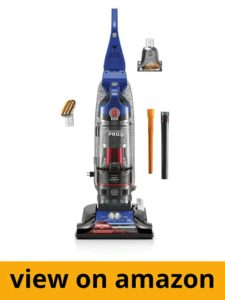 Hoover Pet Bagless Corded Upright Vacuum UH70935