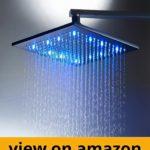 8 Best LED Light Up Showerhead