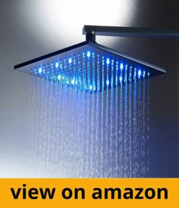 AquafaucetLED light showerhead
