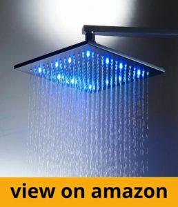 AquafaucetLED light showerhead