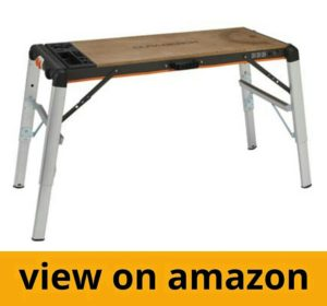 XTRA HAND Portable workbench