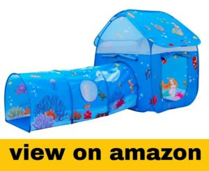 ALPIKA Kids Pop-up Tent Playhouse