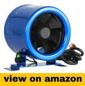 Digital Mixed Flow Hyper Fan