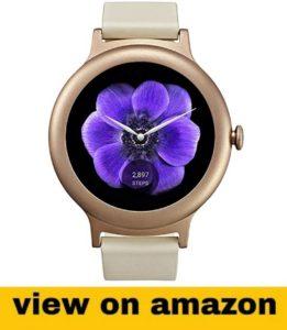 LG LGW270 smart watch