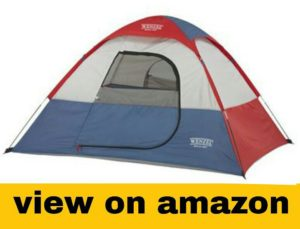 Wenzel Sprout Kids Camping Tent