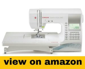 Singer 9960 Sewing Machine