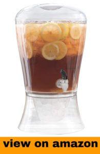 Creativeware 3-Gallon Unbreakable Beverage Dispenser