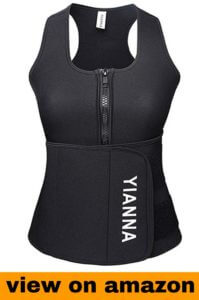 YIANNA plus size waist trainer
