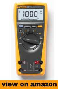 Fluke 179 Industrial Electronics Multimeter Combo Kit