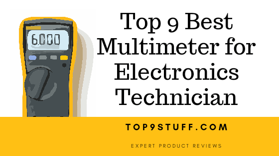 Multimeter for Electronics Technician