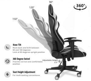 Homing Racing Chair