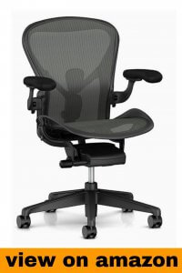 Aeron by Herman Miller Review