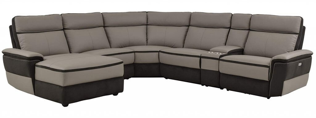 Stupendous Top 5 Best Sectional Sofas With Recliners And Cup Holders Frankydiablos Diy Chair Ideas Frankydiabloscom