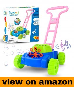 Bubbart Bubble Lawn Mower