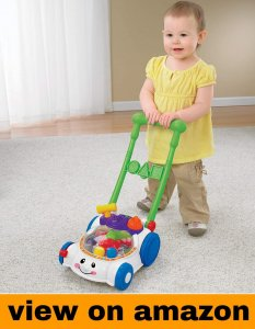 Fisher-Price Laugh and Learning Mower