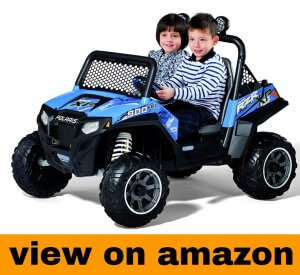 Peg Perego Polaris RZR 900