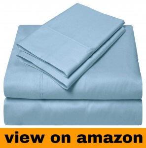 SGI bedding Queen Sheets Luxury Soft 100% Egyptian Cotton