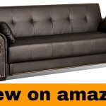 Combination Recliner Sleeper Sofa