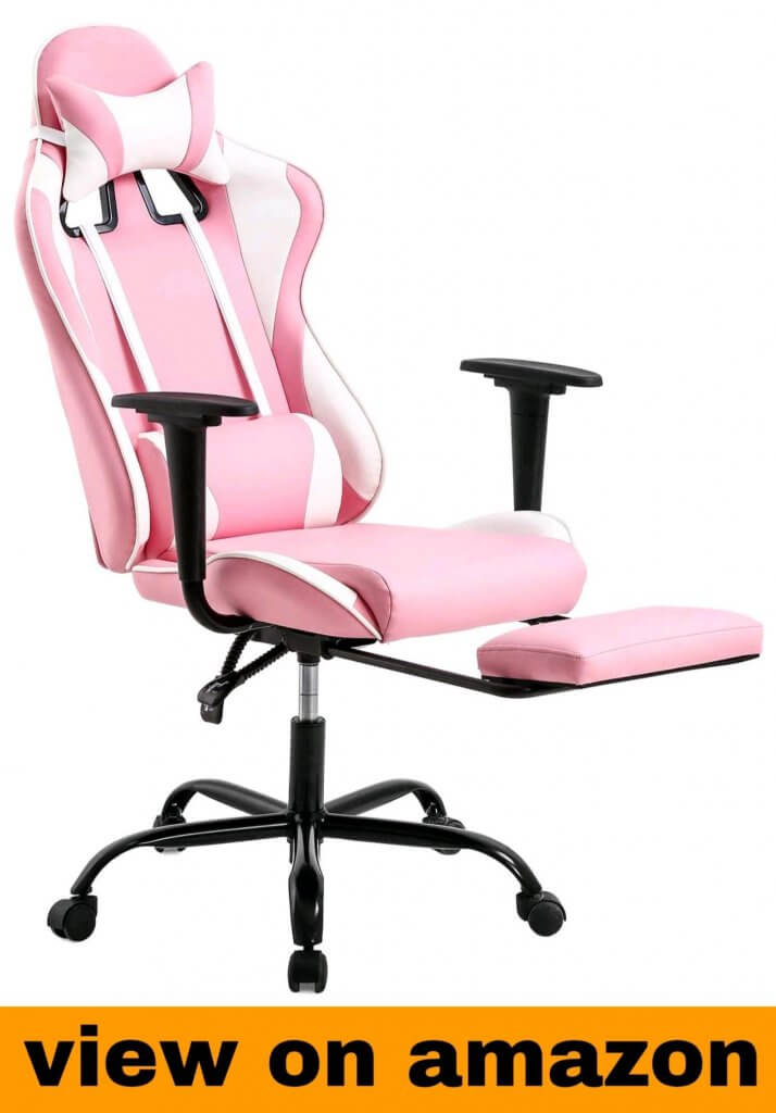 BestOffice PC Gaming Chair Desk Chair Ergonomic Office Chair