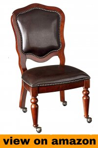 Sunset Trading Bellagio Caster Game-Dining Chairs